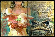 Art journal / by Irene van der Valk