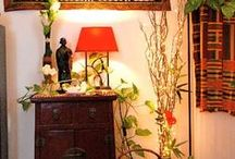 Decorating with Plants and Nature / by Heart in the woods