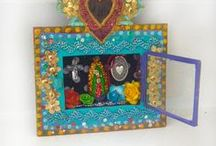 Angels, Altars, Shrines and Religious Icons / by Heart in the woods