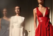 Fashion Moments / Lovely runway details and backstage moments / by Rowena @ rolala loves