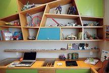 Home Office / Espaços e ambientes para home office