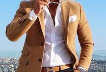 My Style / En corto, aquí podrán ver las formas, estilos, tendencias con las que me identifico, visto y propongo: casual, casual oficina, formal, etiqueta, así como accesorios: corbatas, zapatos, relojes, pulseras, maletines, etc. / by Ger Escamilla