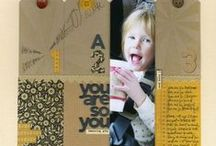 scrapbooking / by Libby Richardson