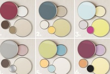 Color Palette / by Leticia Escabi