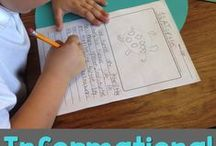 Hippo Hooray for Writing! / All things teaching writing to students: tips and tricks for the writing process, prewriting, drafting, revising, editing, publishing, anchor charts, routines, expectations, organization, mentor texts, etc.