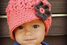 Crochet hats / Ideas and inspiration for my crochet children's hat making business: Baby Ella Millinery.