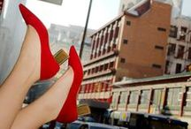 Shoe Crush / Pretty shoes to ogle / by Rowena @ rolala loves
