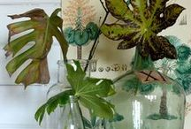Display & Artful Vignettes / Don't you just love the creativity? / by Victoria J. Adams