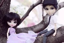 Dollie Love {Pullip} / by Rowena @ rolala loves