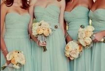 Beautiful Bridesmaids / Visit us at NewYorkDress.com or follow our blog at www.NewYorkDress.com/blog / by NewYorkDress