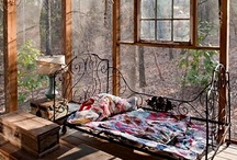 boho paradise / a mix o boho and modern interior design, of which some are stylish and minimalistic and others colourful and cozy