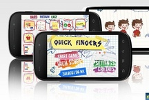 Quick Fingers - arcade game for WP and Android / by JOJO Mobile