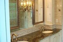 Bathrooms / by Cathy Jordan