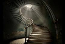 Hallways/Stairwells / by Roberta Gennaci-Attalla