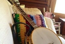 Banjo Love / by Heart in the woods