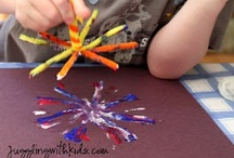 Kid craft and teaching tool inspiration