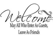 Welcome / i enjoy pinning and sharing my pins with others  / by Jeanette Muller-Delia