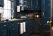 kitchens / by Ashley Spotswood