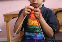 Everyone's Knitting, Crocheting, Making Etc... / by Heart in the woods