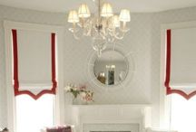 Window Treatments / by Ashley Spotswood