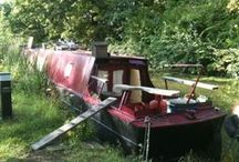 Canal Boat Dreams / by Heart in the woods