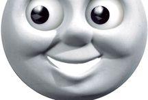 Evan Birthday Ideas: Thomas the train / train / by Suri Rodriguez Lopez