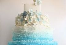 Wedding cakes / Wedding cakes ..  #Wedding - Love - Dream come True