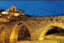 Les ponts de l'Aveyron