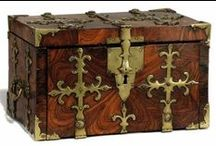 pirate's treasure chest ideas / going to try and make a treasure chest & bury it for one of my kids to find. / by Jason Hull
