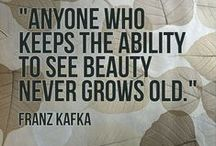 aging gracefully / by Jeanette Muller-Delia
