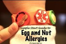 Allergy Awareness / Peanut and Egg free recipes, advice, etc / by Angie Mott