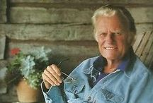 Billy Graham & Family / / / by Victoria J. Adams