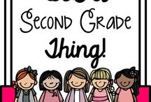 It's a Second Grade Thing! / A collaborative board to share a variety of classroom tips, tricks & ideas, freebies, and paid products that are PERFECT for our second grade friends!