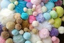 Yarny Things / Yarn Crafts, Crochet, Knit, Etc. / by Thea Wilson