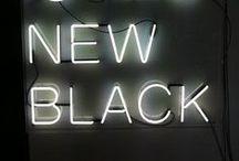 *black*