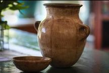 Clay and Clay Pot Cooking / Clay, earthenware, barro and more.