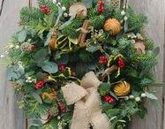 Christmas Weddings / Christmas Styled Weddings @ Trevenna Barn Wedding Venue Cornwall