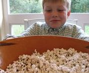 True Happiness: A Bowl of Popcorn