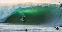 Our Favourite Waves / A collection of our favourite surfing waves and travel destinations.