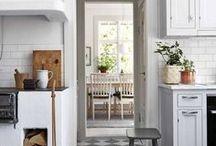 ~ Scandinavian Country House ~ / inside my dream home <3