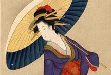 Asian Art & Culture, Bonsai, Japanese Garden, Kimono / by Patricia Alvarado