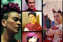 Frida Kahlo  / by Patricia Alvarado