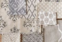 ~ Patterns & Textures ~ /  wallpapers, tiles, fabrics