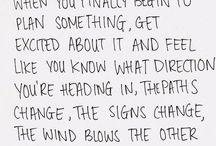 Quotes. / Inspiring quotes.