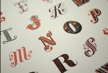 Typo / l'art de la lettre