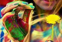 Colors / vous en faire voir de toutes les couleurs