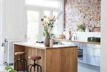 ~ Inspirational Interiors ~ /  scandinavian / modern / loft / industrial / vintage