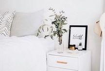 | Bedroom | / Interior | Deco | Bedroom | Inspiration | Home
