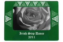 Irish & Celtic ideas for St. Patrick's Day! / Beautiful Irish and Celtic Themed Gifts for Dancers - most are made in the USA.  #stparticksday #madeinusa