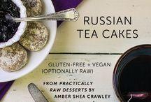FOOD | Raw Desserts / Deliciously scrumptious raw desserts